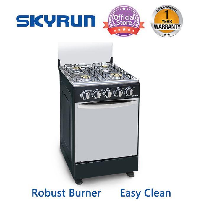 Skyrun 4 Burners(4+0)Gas Cooker