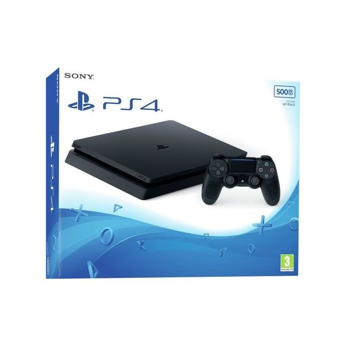 Sony PS4 Slim 500GB Console as Jumia Tech Week 2021 Deal
