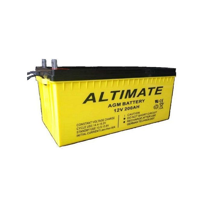 Altimate inverter batteries review