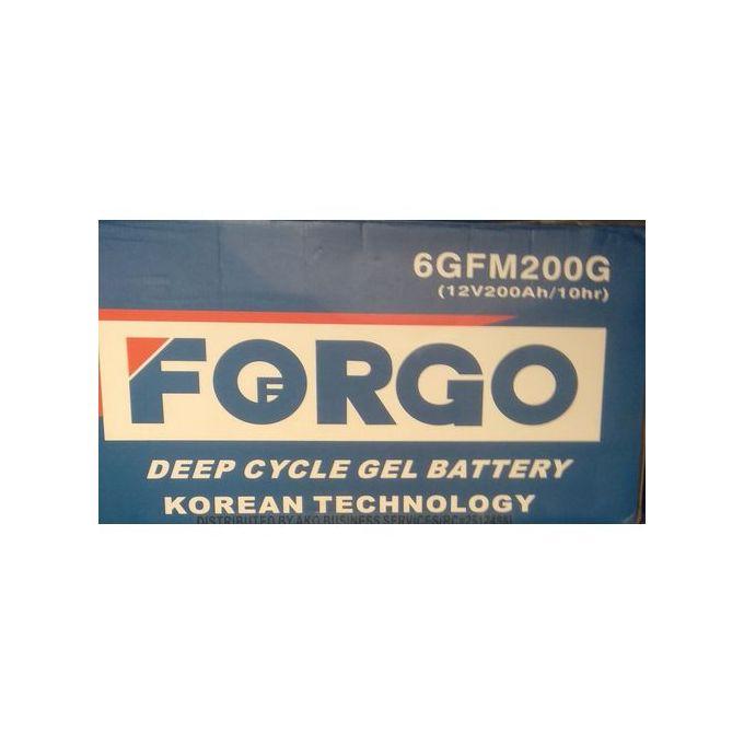 Forgo inverter batteries test