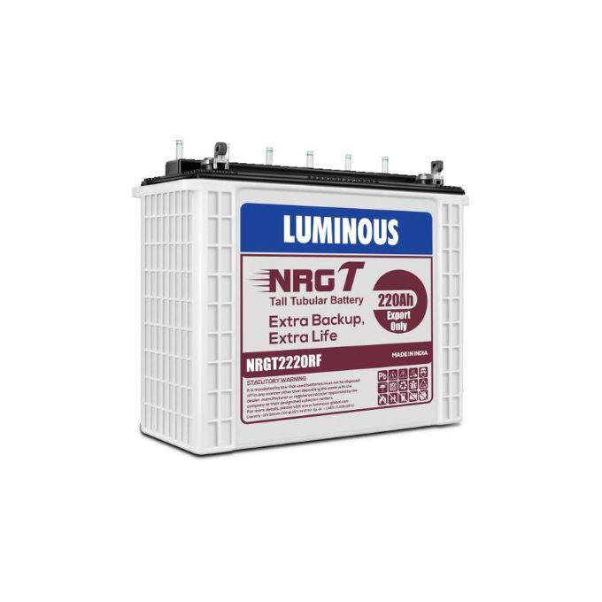 Luminous Inverter Batteries review